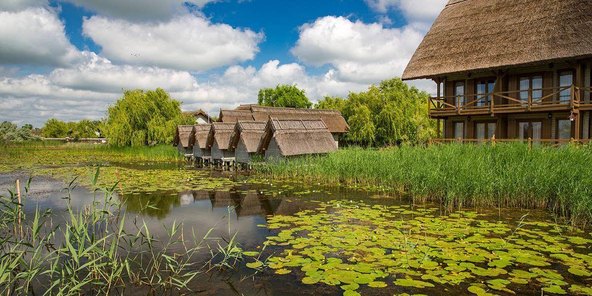 Top 10 destinatii turistice din Romania - Delta Dunarii